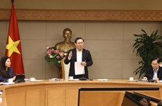 Restructuring of State apparatus key to wage reform: Deputy PM