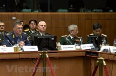 Vietnam, EU step up defence - security ties