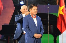 Hanoi mayor honoured with Italy's Order of Merit