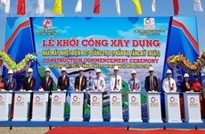 Work commences on Quang Tri 1 thermal power plant