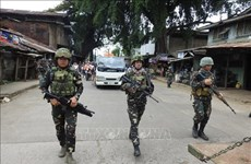 Six terrorists killed in two-day clashes in southern Philippines