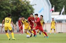 SEA Games: Vietnam crush Brunei 6-0 at first men's football match