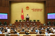 Lawmakers discuss amended law on judicial assessments