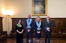 Vietnamese ambassador to San Marino presents credentials
