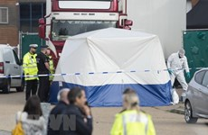 Another suspect charged for human trafficking in UK lorry incident