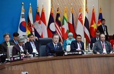 ASEAN, RoK to work together for common prosperity