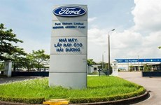 Ford Vietnam expands factory in Hai Duong province