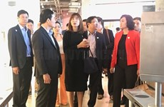 HCM City learns experience in urban development in Thailand