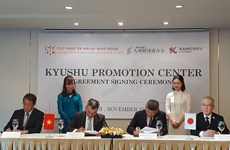 New centre to be set up in Hanoi to promote Japan's Kyushu region