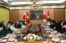 Vietnam, Japan hold 7th defence policy dialogue