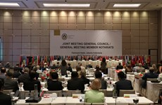 Vietnam attends 29th int'l congress of notaries in Indonesia