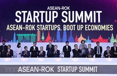 Vietnamese PM attends ASEAN-RoK Start-up Summit