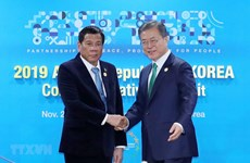 RoK steps up defence cooperation with Philippines, Singapore