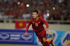 Vietnamese midfielder named among top players at SEA Games