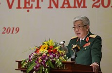 Official affirms Vietnam's defence policy of peace, self-defence