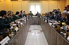 Vietnamese, Indian militaries enjoy fruitful cooperation: officials