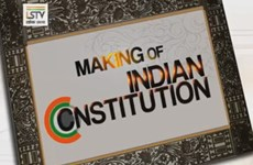 70th anniversary of India Constitution adoption marked