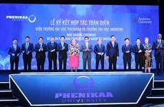 Phenikaa Group launches university, innovation foundation