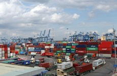 Seaports report strong increases in cargo throughput