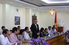 Human resource development fund benefits Vietnamese-Cambodians