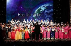 Hundreds of artists to perform at charity concert in Hanoi