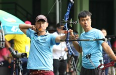 Vietnamese archer wins historical silver medal at Asia champs