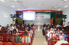 International IT conferences take place in Khanh Hoa