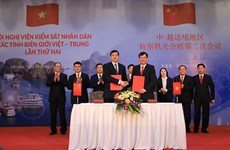 Procuracies of Vietnam-China border provinces hold second meeting