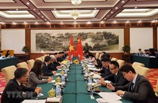 Vietnamese, Chinese deputy foreign ministers talk bilateral ties