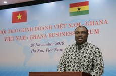 Vietnam, Ghana hope to foster trade, business relations