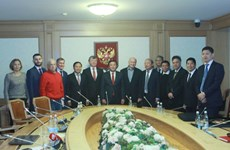 CPV seeks stronger relations with Communist Party of Russia