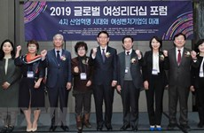 First Global Women's Leadership Summit 2019 held