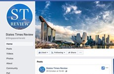 Singapore orders Facebook to correct article