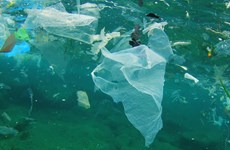 Thailand works to reduce marine garbage volume