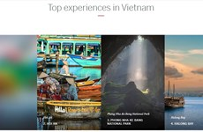 Quang Binh among top experiences in Vietnam for another year