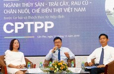 Seminar discusses opportunities, challenges from CPTPP