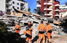 Party, State leader extends condolences to Albania over earthquake losses