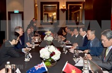 Vietnam, New Zealand seek to boost comprehensive partnership