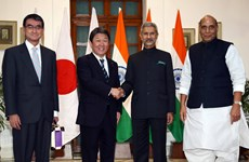 India, Japan vow to cooperate with ASEAN for regional peace, prosperity