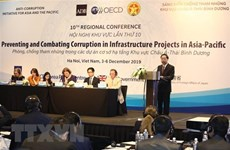 Regional conference discusses anti-corruption in infrastructure projects