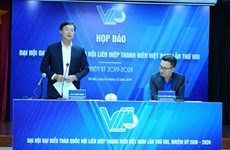 Vietnam Youth Federation's 8th National Congress to open on Oct. 10