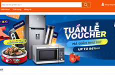 Vietnam E-Pavilion on e-commerce platforms debuts