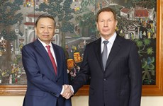 Vietnam, Russia enhance cooperation in crime combat