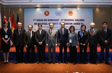 5th Regional Dialogue on ASEAN-UN Political-Security Cooperation opens