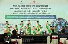 Asia-Pacific regional conference on early childhood opens in Hanoi