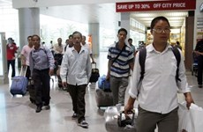 Over 130,000 labourers head overseas for work in 11 months