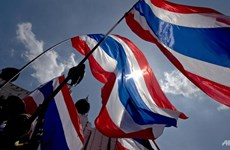 Greetings to Thailand on 92nd National Day