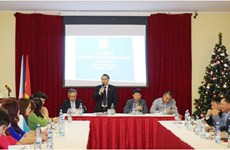 Vietnamese association plans 70th anniversary of VN-Czech ties