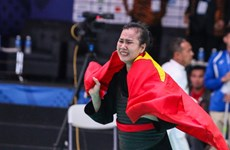 SEA Games 30: Vietnam nab another gold in pencak silat