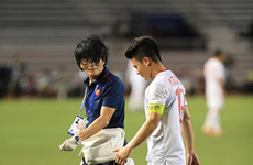 Star midfielder Quang Hai likely to miss rest of SEA Games
